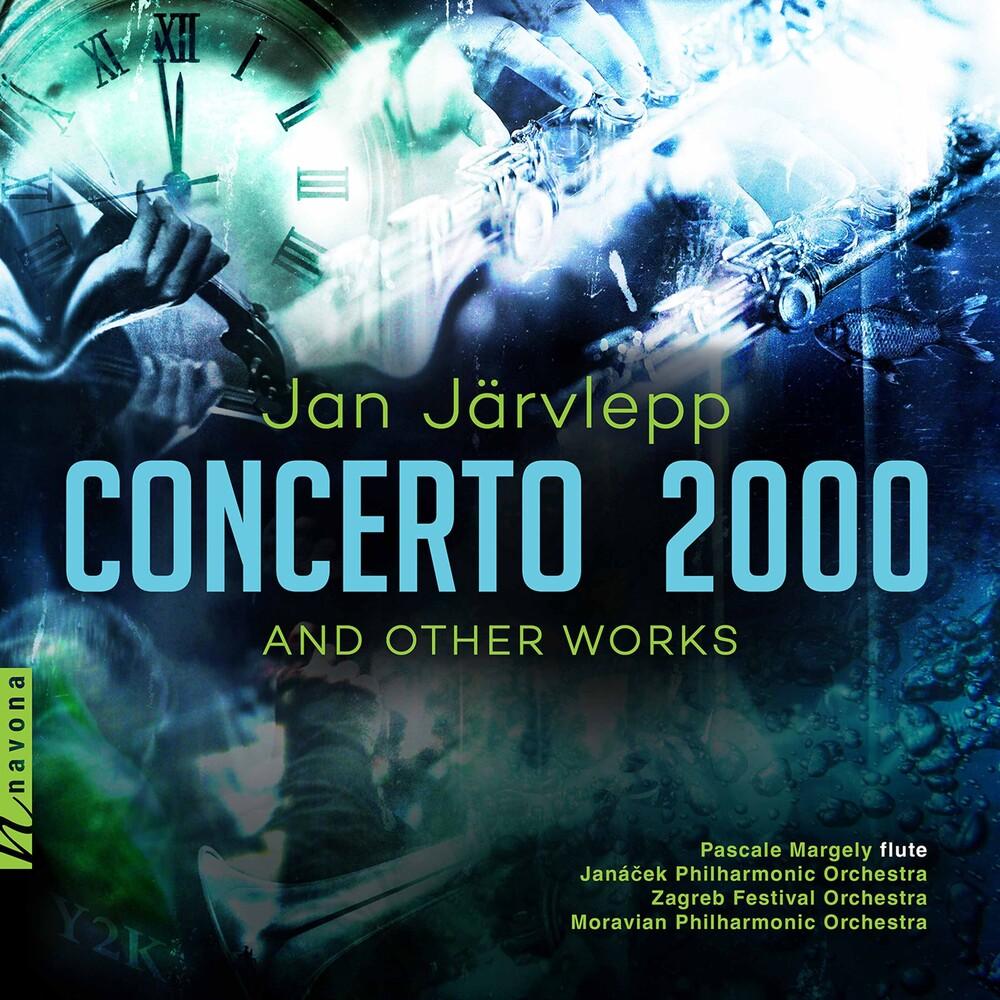 Jarvlepp / Janacek Philharmonic Orch / Skend - Concerto 2000 & Other Works