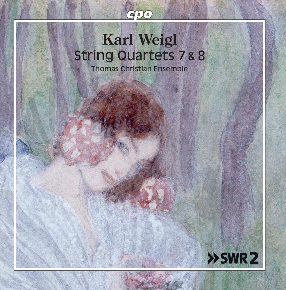 Thomas Christian Ensemble - String Quartets 7 & 8