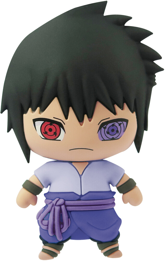 Naruto - Sasuke 3D Foam Magnet - Naruto - Sasuke 3D Foam Magnet
