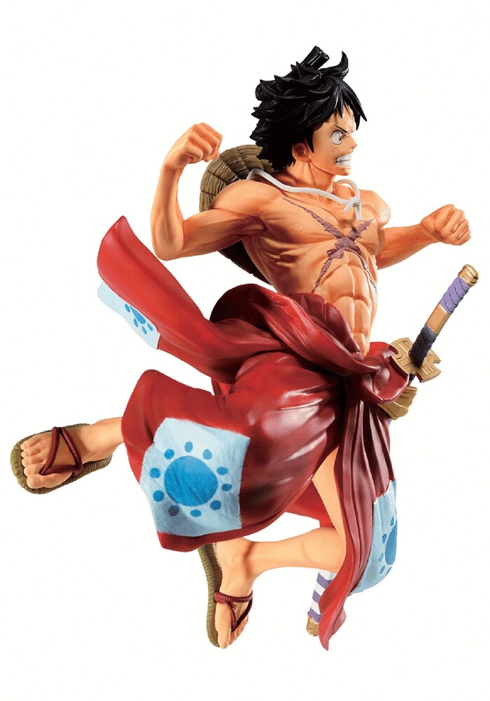 - One Piece: Luffy (Treasure Cruise) - Bandai Ichiban Figure