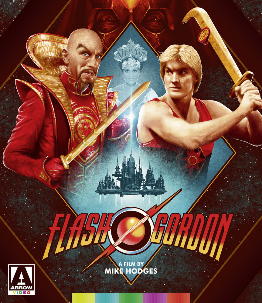 Topol - Flash Gordon / (4k Dts)