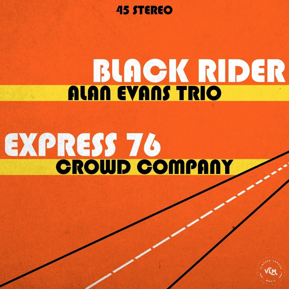 Ae3 / Crowd Company - Express 76 & Black Rider