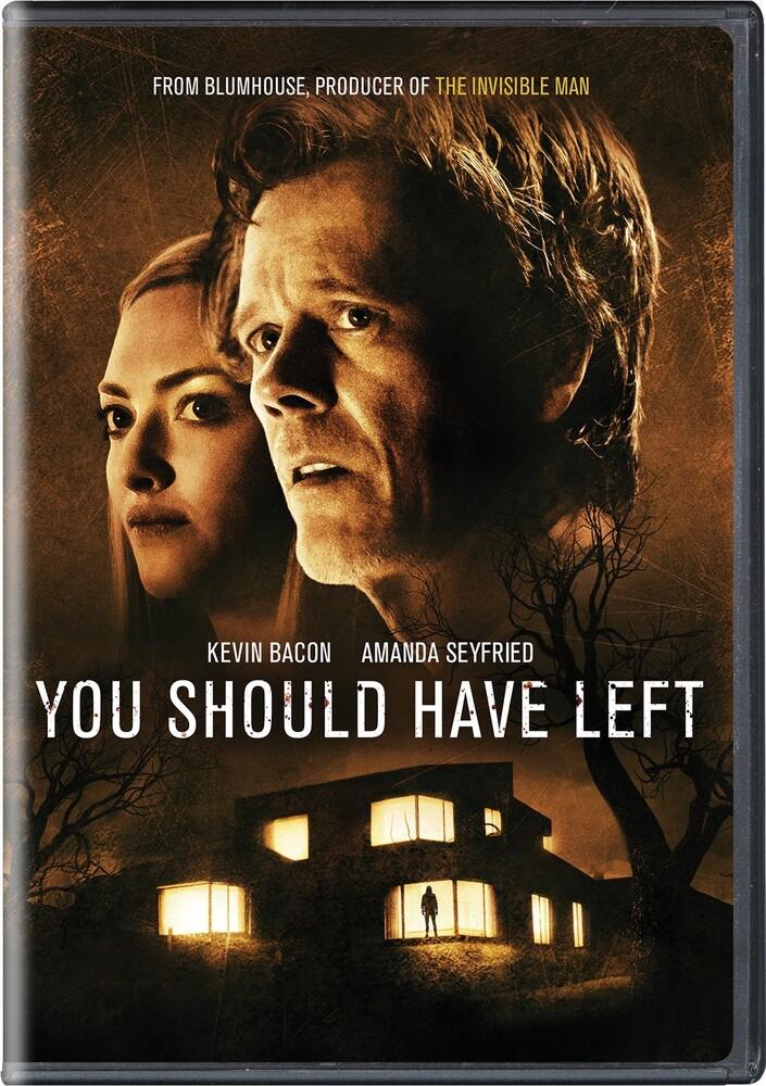 You Should Have Left - You Should Have Left