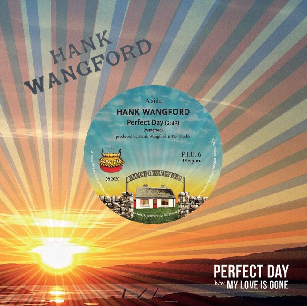 Hank Wangford - Perfect Day (Uk)