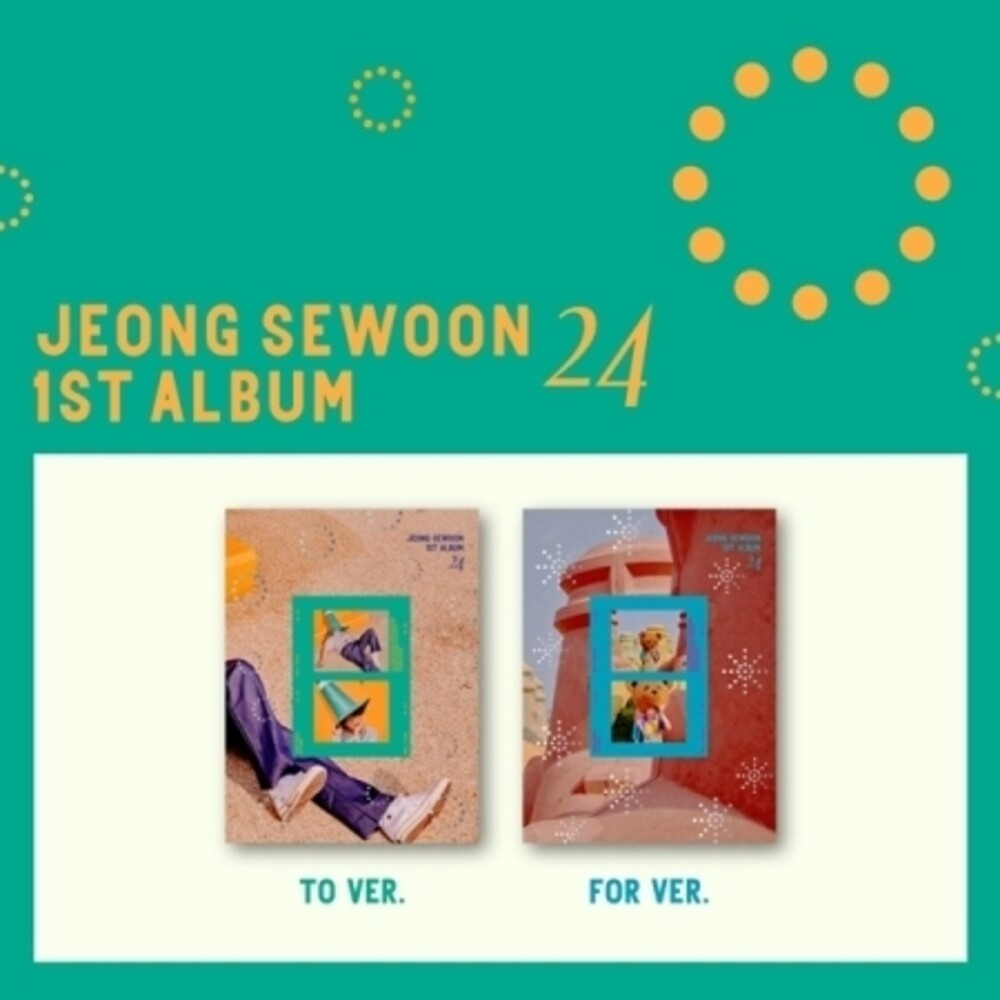 Jeong Se Woon - 24 Part 1 (Random Cover) (Phob) (Phot) (Asia)