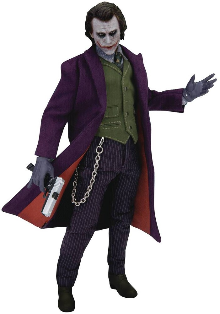 Beast Kingdom - Beast Kingdom - Batman: Dark Knight DAH-024 Dynamic 8-Ction HeroesJoker Action Figure