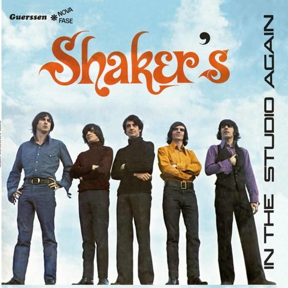 Shakers - In The Studio Again