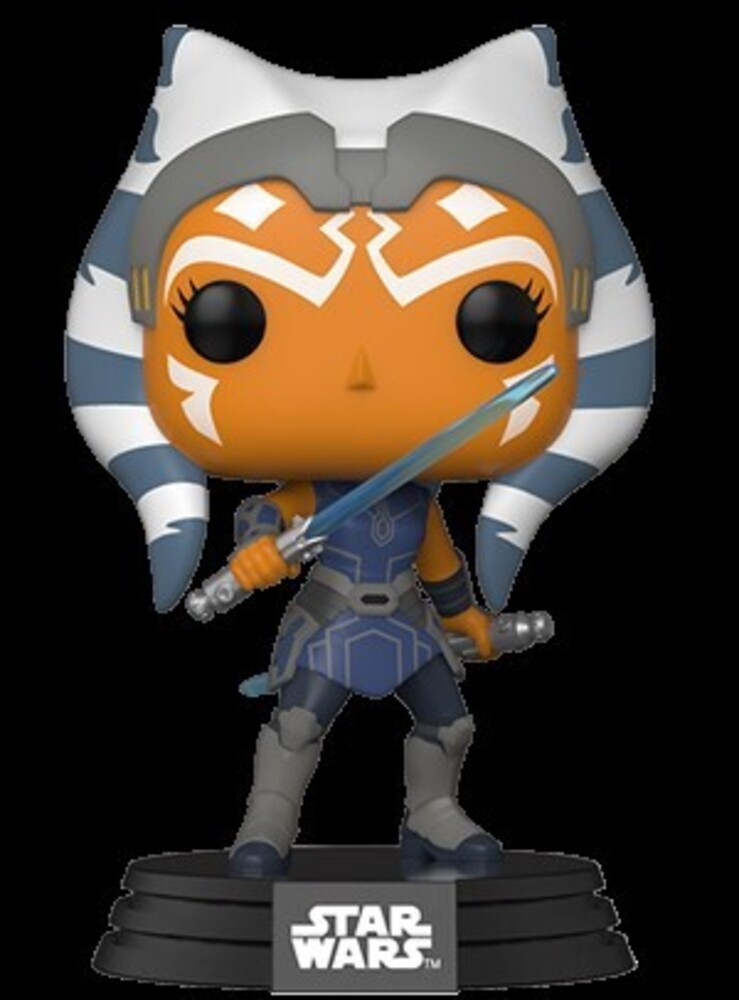 Funko Pop! Star Wars: - FUNKO POP! STAR WARS: Clone Wars- Ahsoka
