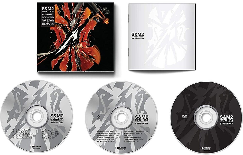 Metallica - S&M2 [2CD/DVD]