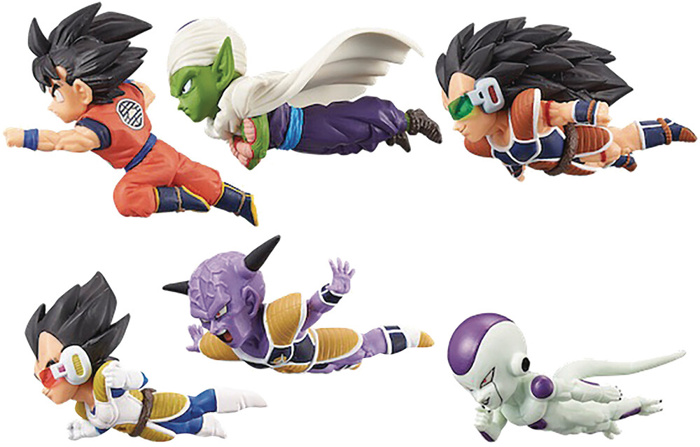 Banpresto - BanPresto - Dragon Ball Z World Collectible vol.1 Figure (Blind Single Figure)