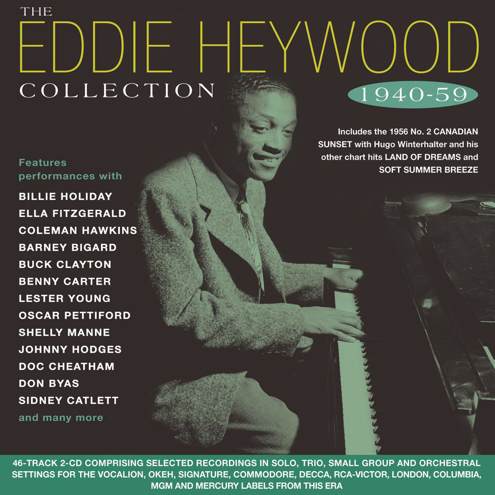Eddie Haywood - Collection 1940-59