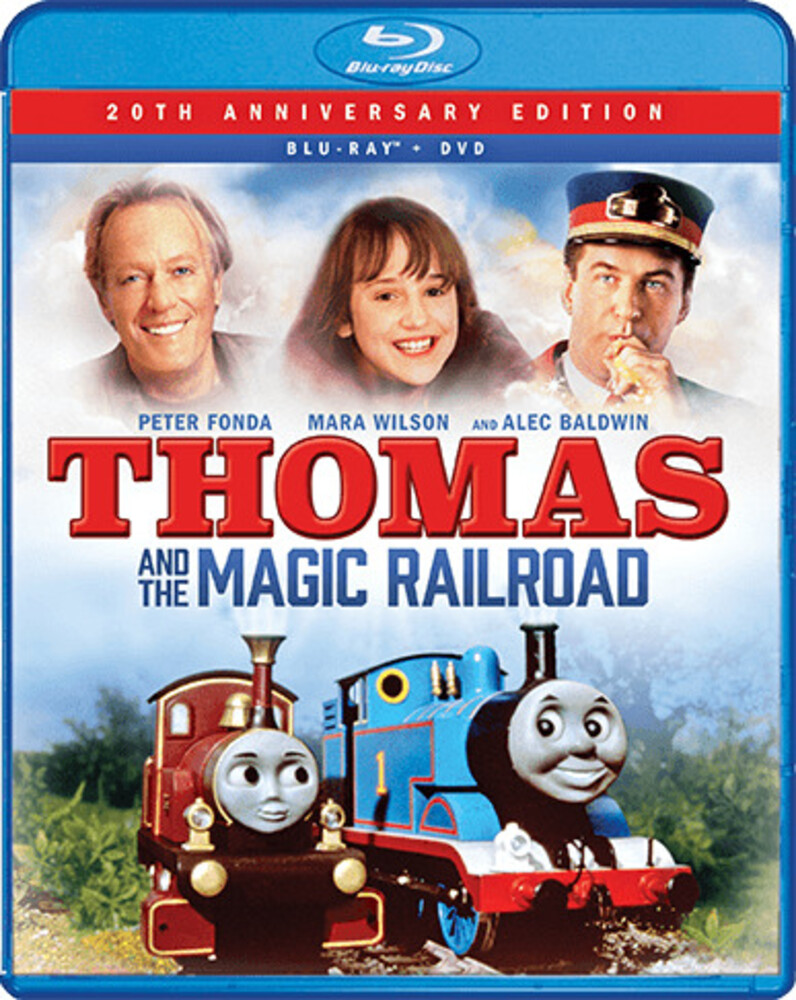 - Thomas & The Magic Railroad (2pc) / (Aniv 2pk Ac3)