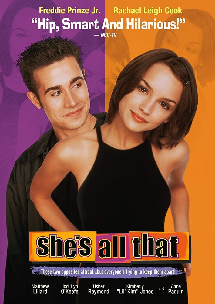 Freddie Prinze, Jr. - She's All That / (Amar Sub Ws)