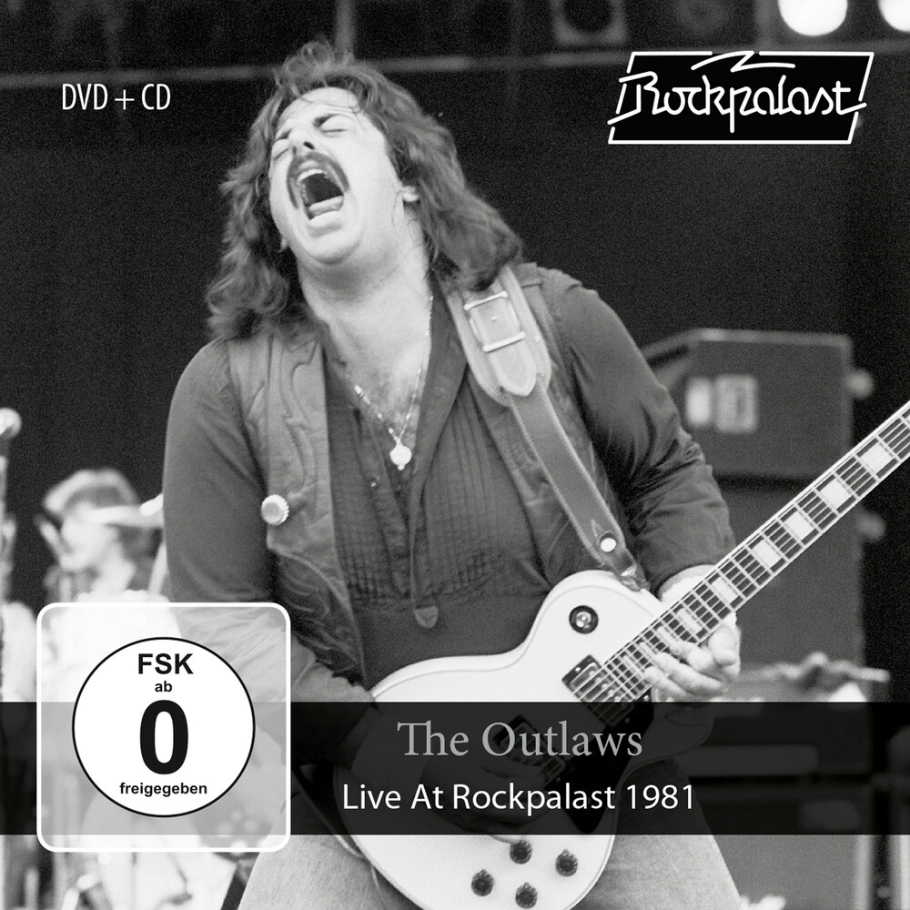 Outlaws - Live At Rockpalast 1981