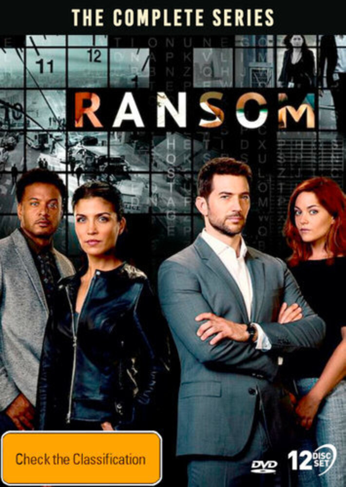 Ransom: The Complete Series - Ransom: The Complete Series
