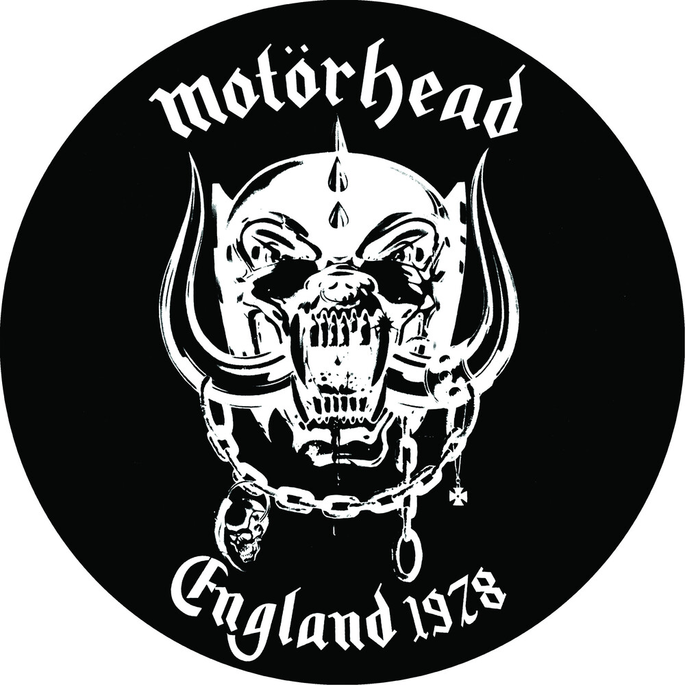 Motorhead - England 1978 [Picture Disc LP]