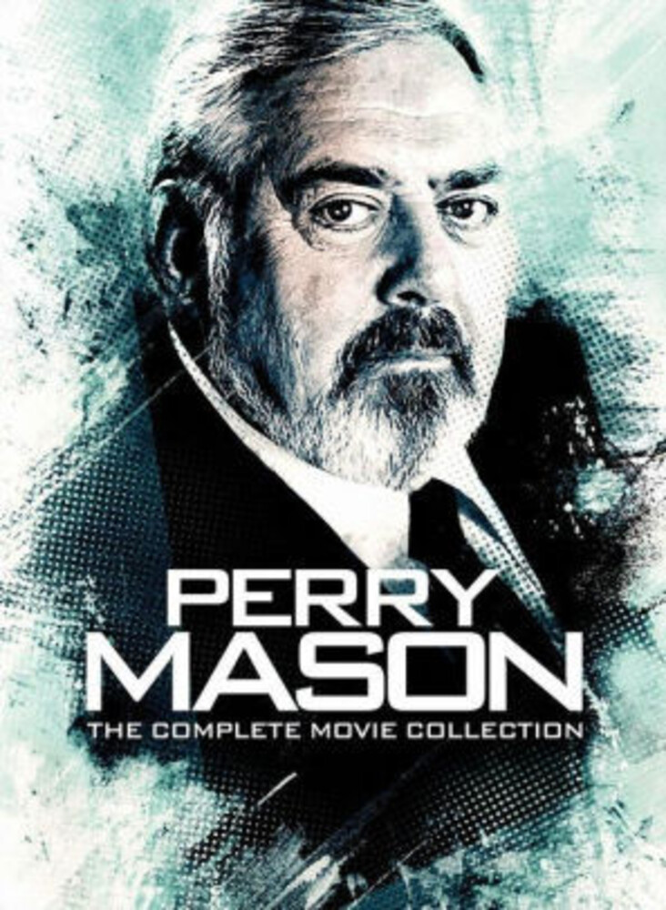 Perry Mason: Complete Movie Collection - Perry Mason: The Complete Movie Collection