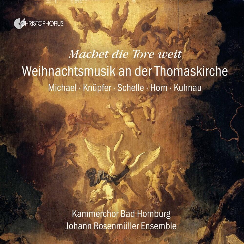 Johann Rosenmüller Ensemble - Machet Die Tore Weit
