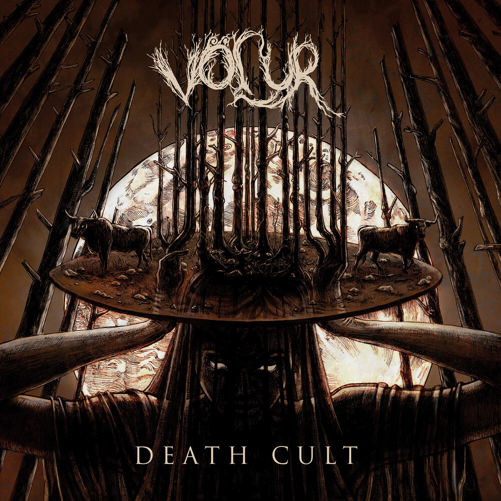 Volur - Death Cult [Digipak]