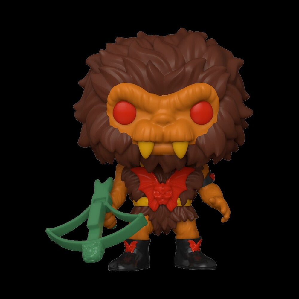 Funko Pop! Vinyl: - FUNKO POP! VINYL: Masters of the Universe- Grizzlor