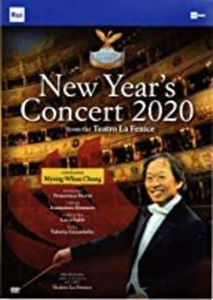Luca Salsi - New Years Concert 2020, Teatro La Fenice: Demuro Dotto, Salsi, Chung