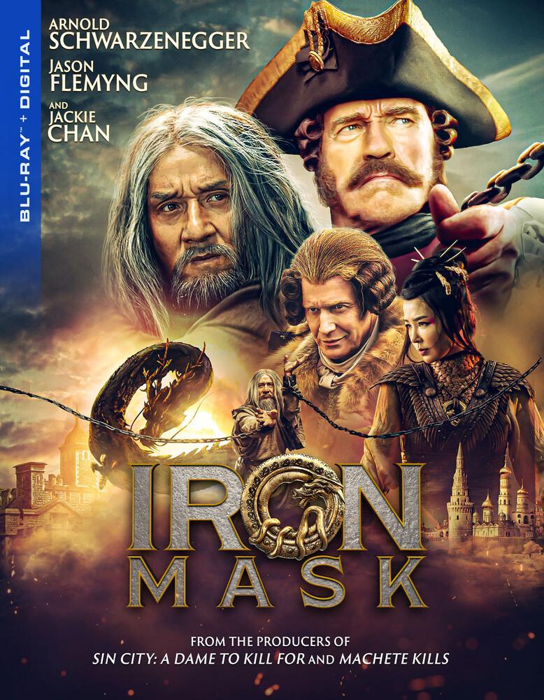 Iron Mask - Iron Mask