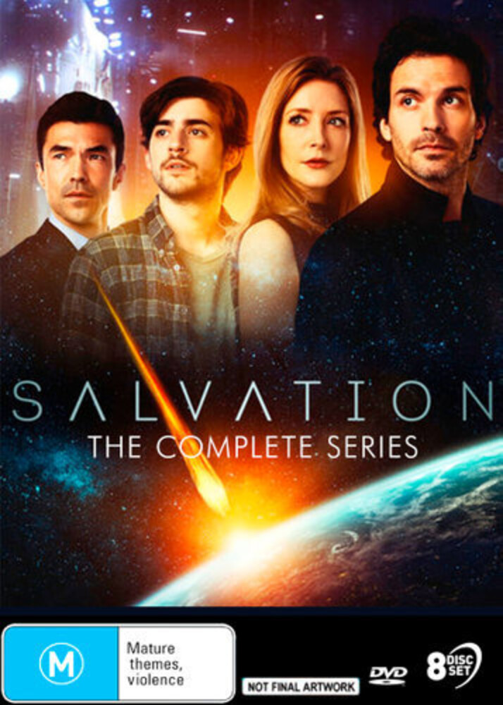 - Salvation: The Complete Series
