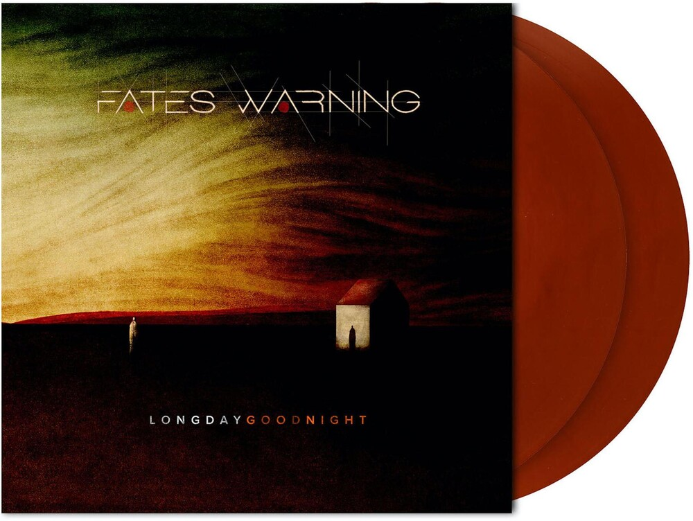 Fates Warning - Long Day Good Night [Limited Edition Orange & Red Marbled 2LP]