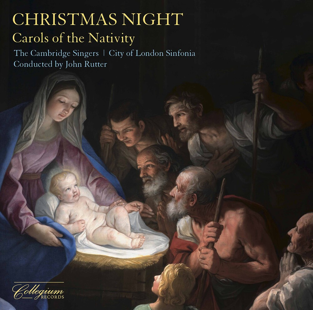 JOHN RUTTER - Christmas Night