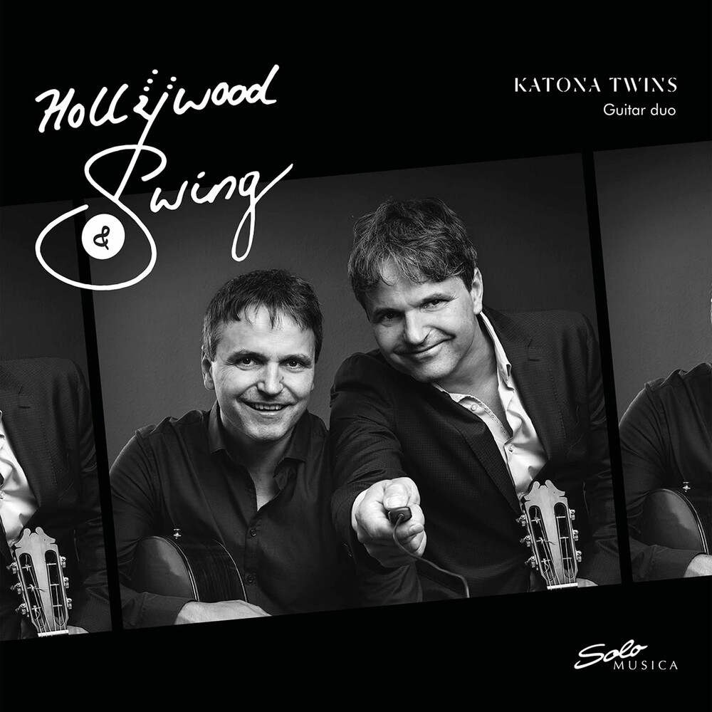 Katona Twins - Hollywood & Swing