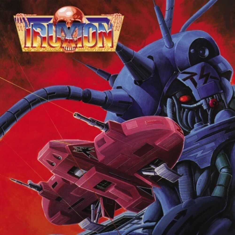 Truxton / OST Ogv Pnk - Truxton / O.S.T. (Pink Vinyl) (Ogv) (Pnk)