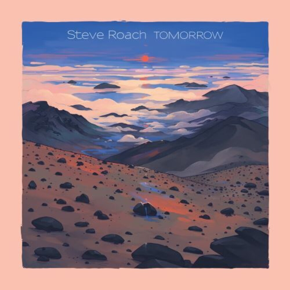 Steve Roach - Tomorrow [Digipak]
