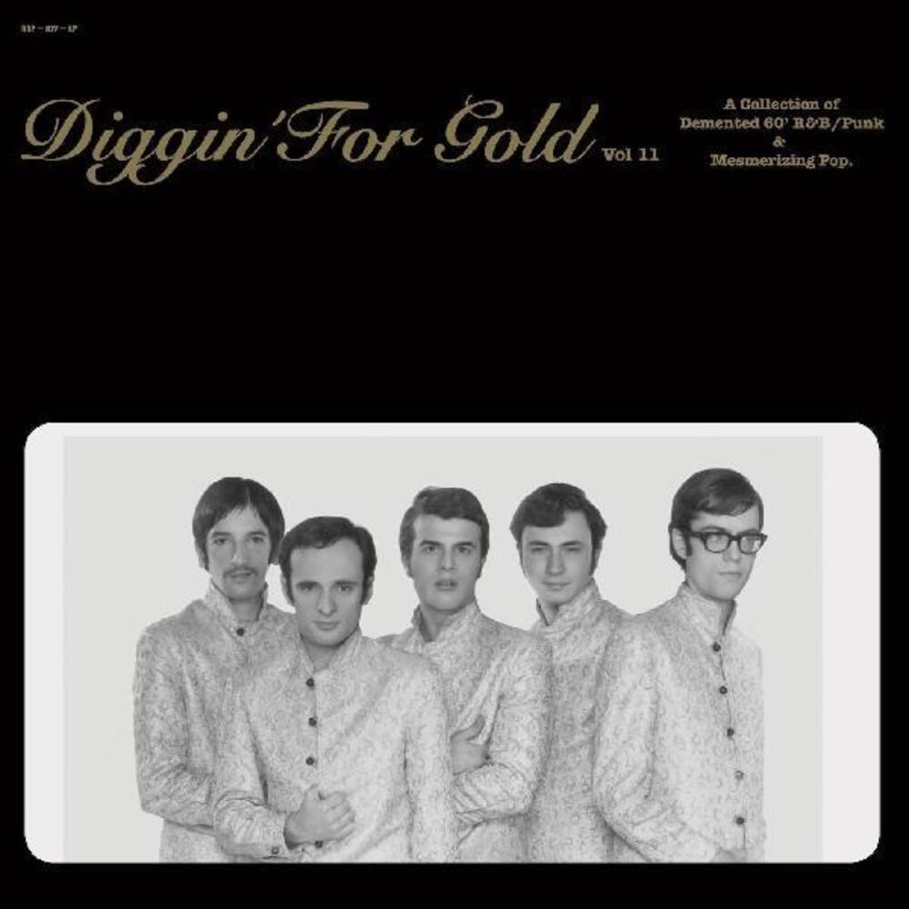 Diggin For Gold Vol 11 / Var - Diggin For Gold Vol. 11