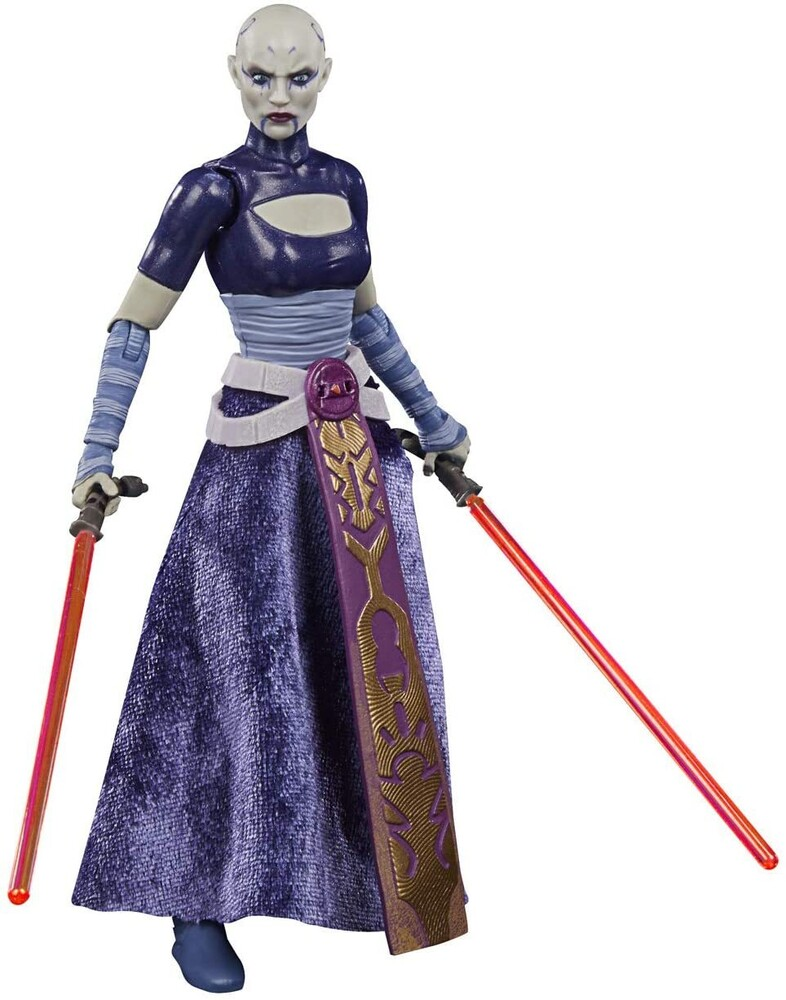 SW Bl Illinois - Hasbro Collectibles - Star Wars Black Series Asajj Ventress
