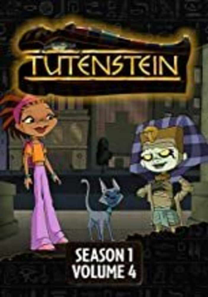 - Tutenstein: Season 1 Volume 4