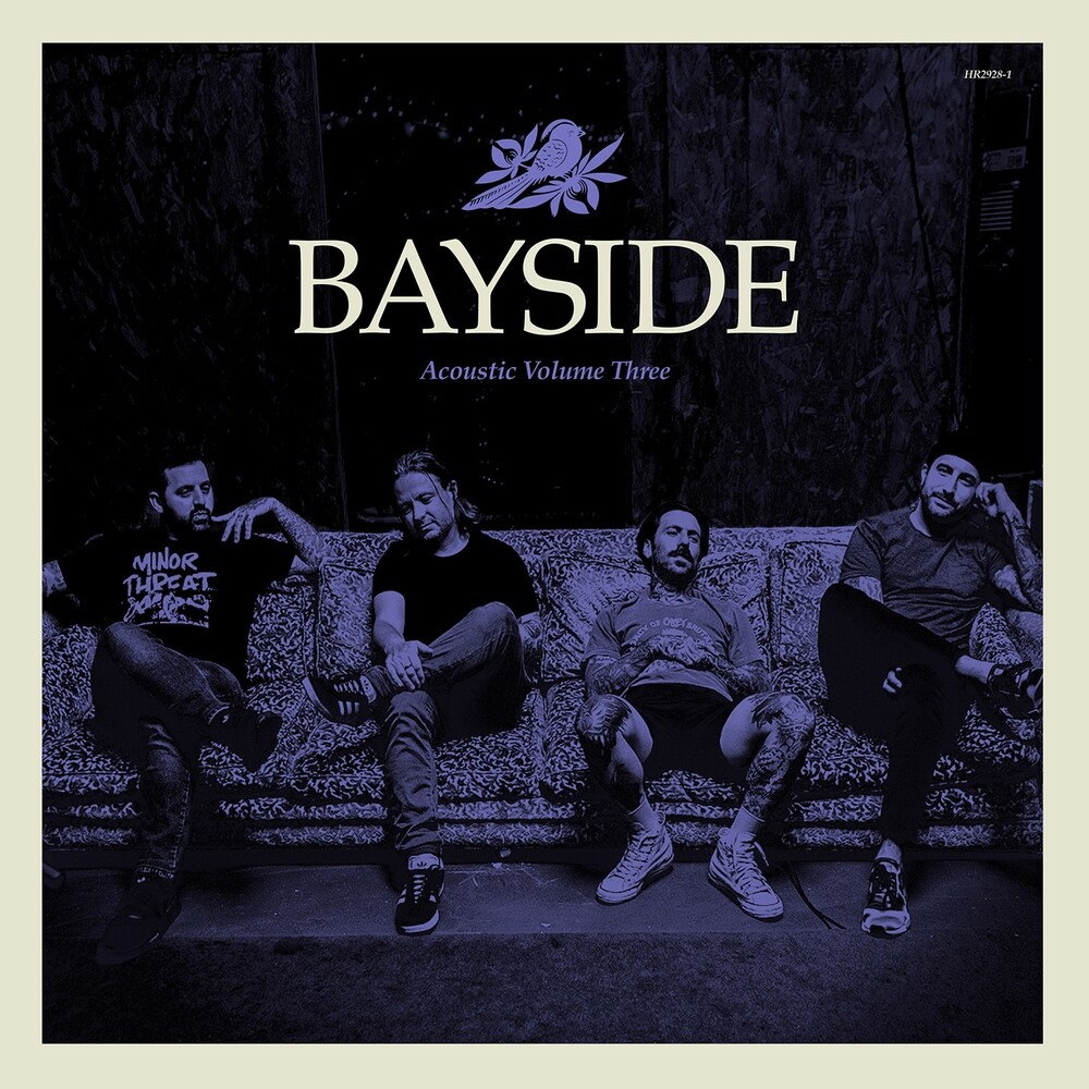 Bayside - Acoustic Volume 3 EP [Limited Edition Transparent Purple LP]