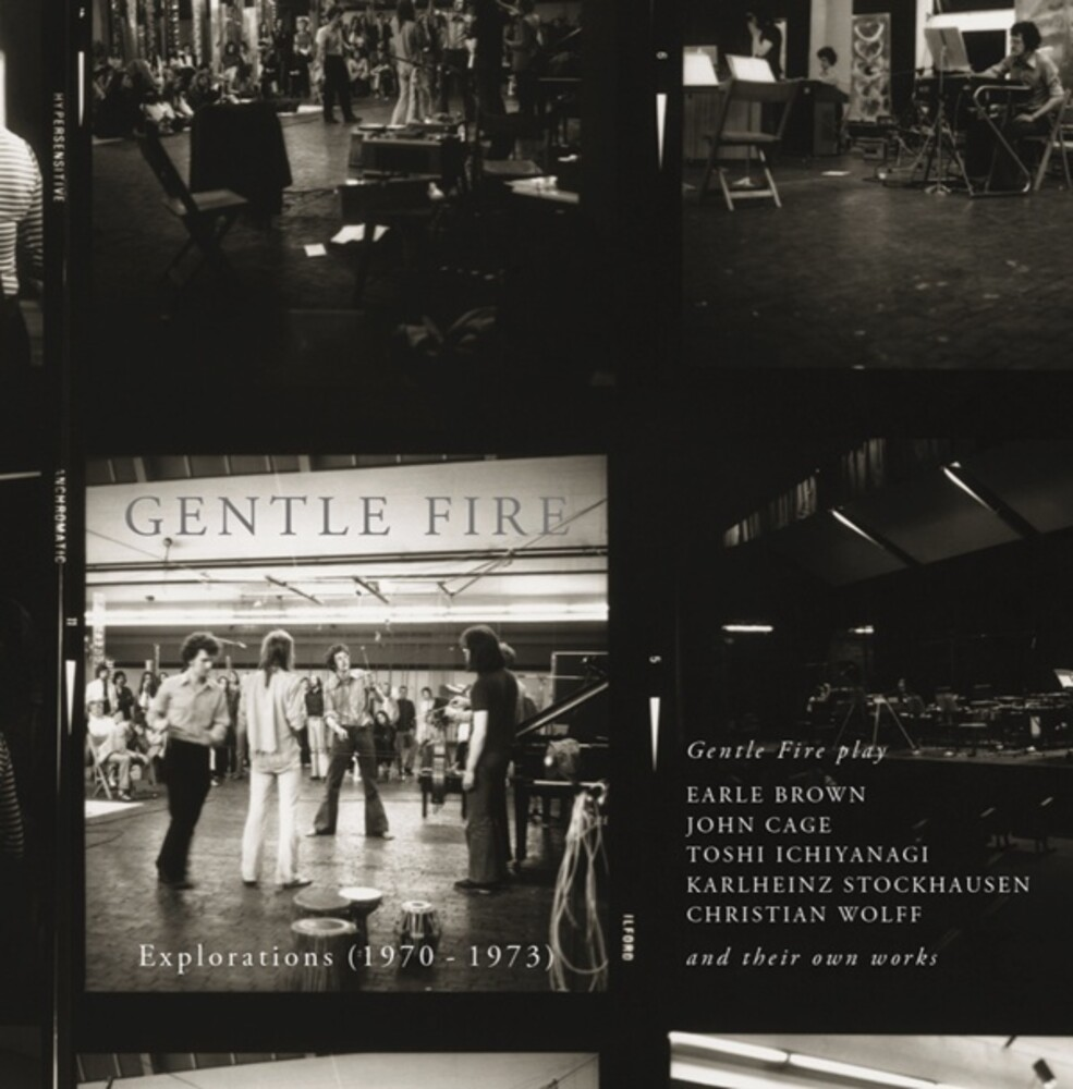 Gentle Fire - Explorations