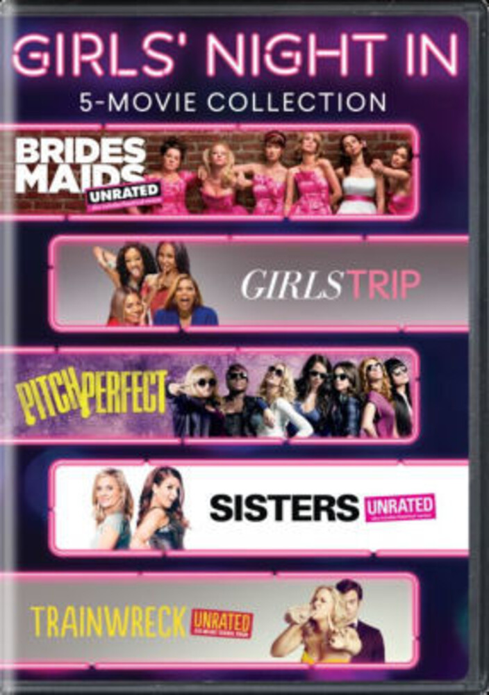 Girls' Night in 5-Movie Collection - Girls' Night In 5-Movie Collection (5pc)