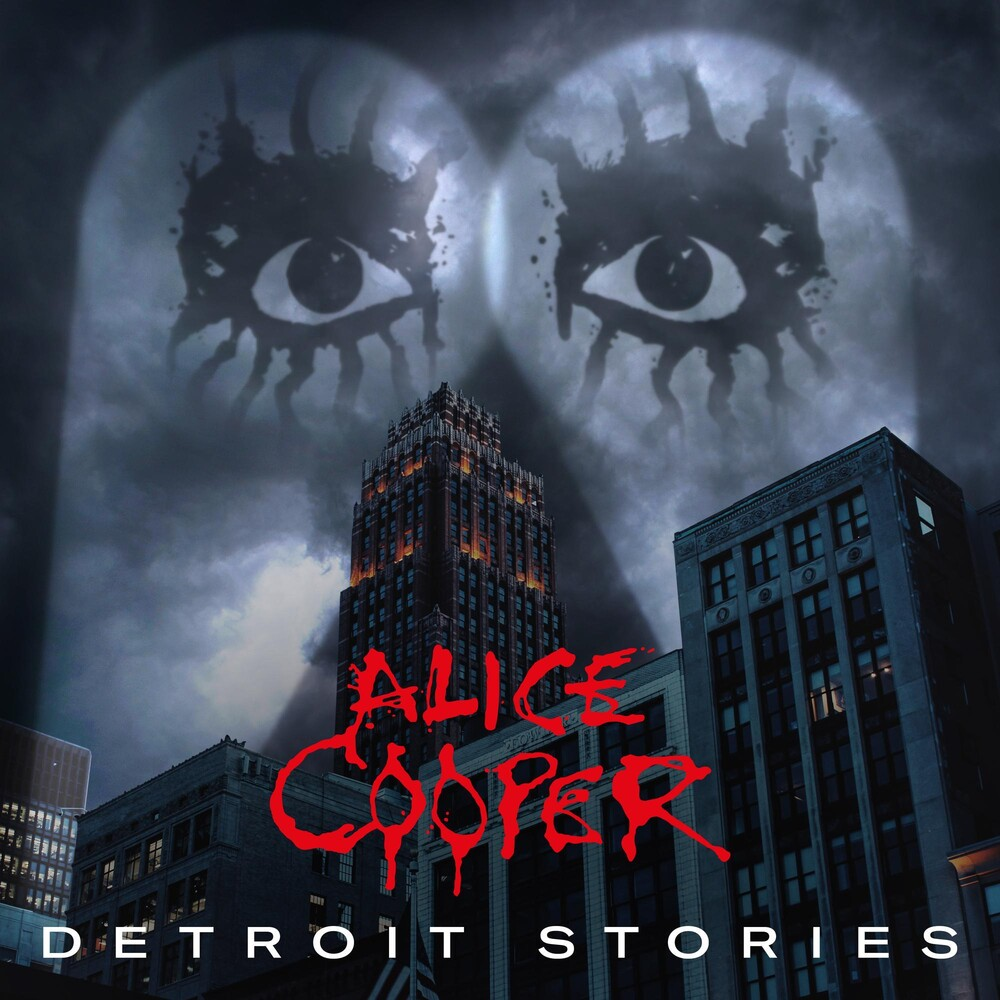 Alice Cooper - Detroit Stories [CD Box Set]