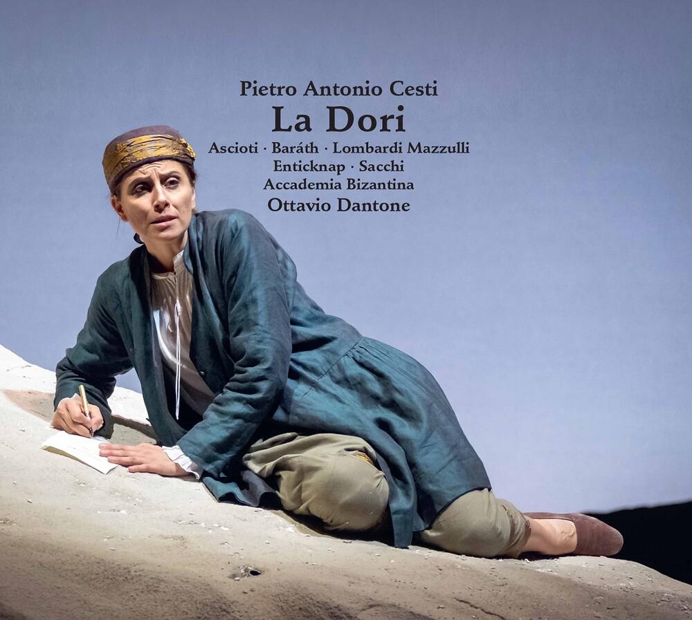Cesti / Accademia Bizantina / Dantone - La Dori (2pk)