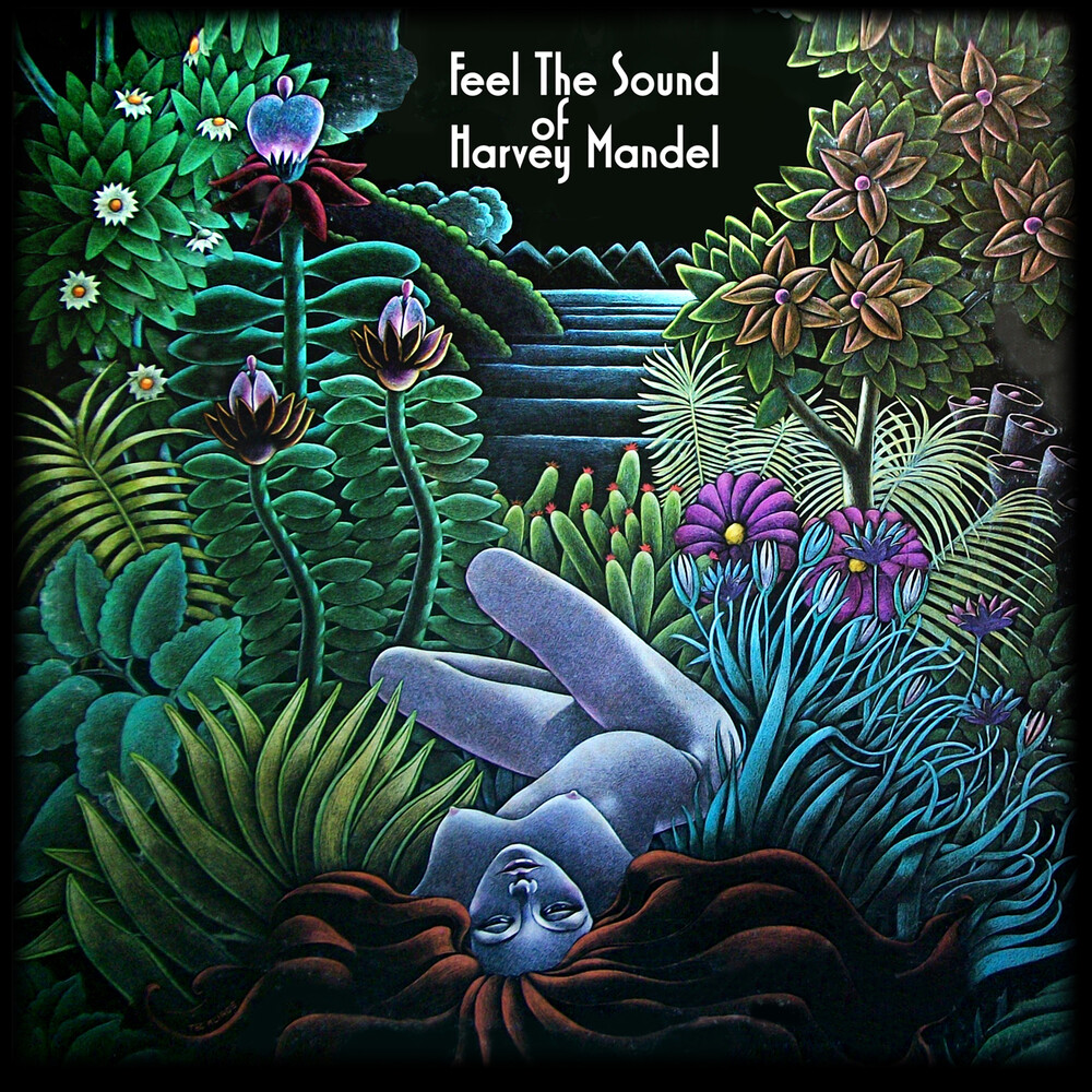 Harvey Mandel - Feel the Sound Of Harvey Mandel