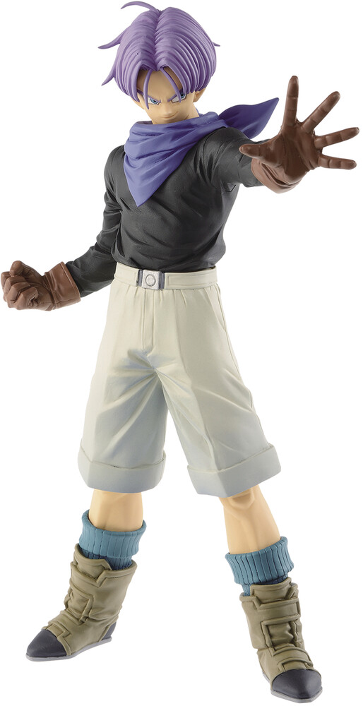 - BanPresto - Dragon Ball GT Ultimate Soldiers Trunks Figure