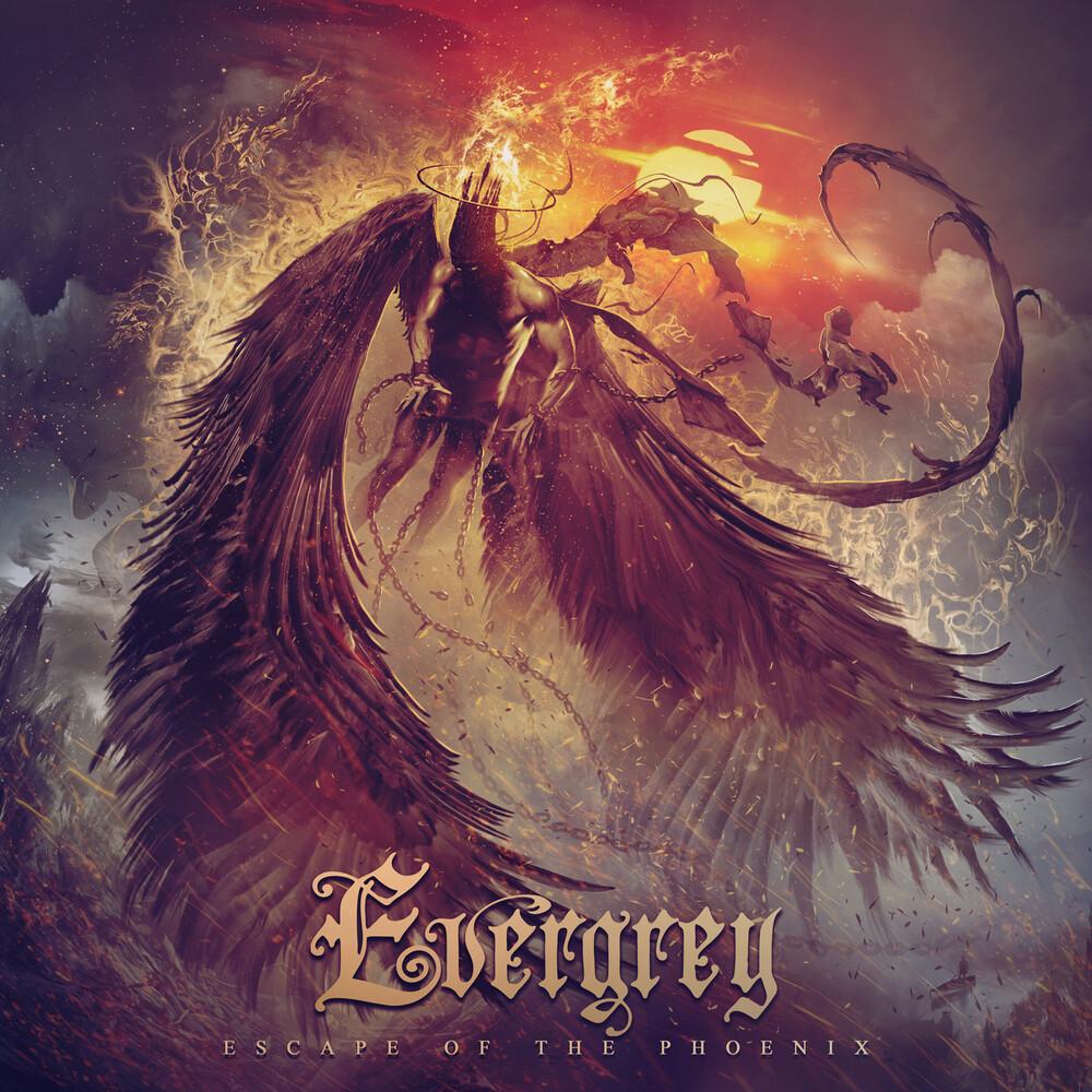 Evergrey - Escape Of The Phoenix [Digipak]