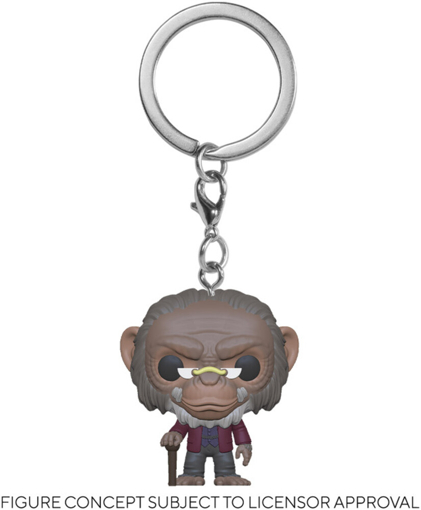 - FUNKO POP! KEYCHAIN: Umbrella Academy- Pogo