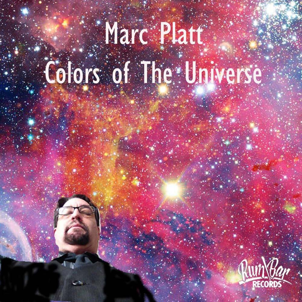 Marc Platt - Colors Of The Universe