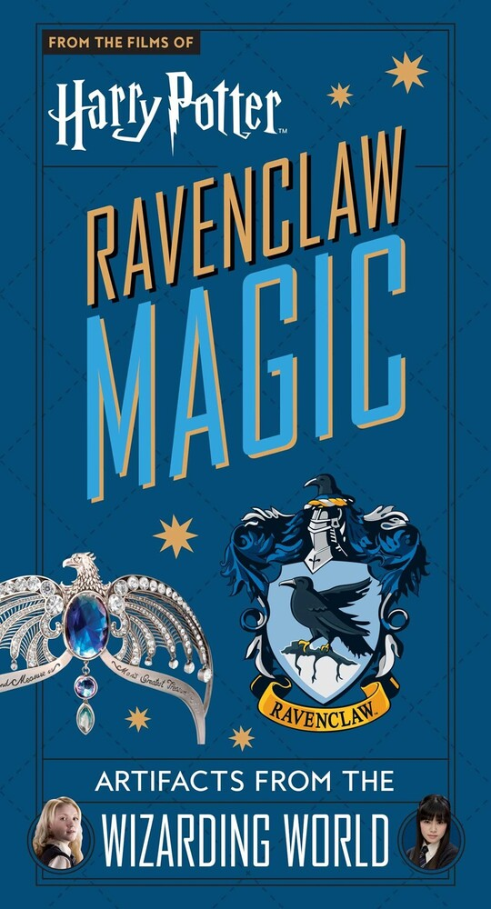 Revenson, Jody - Harry Potter: Ravenclaw Magic: Artifacts from the Wizarding World