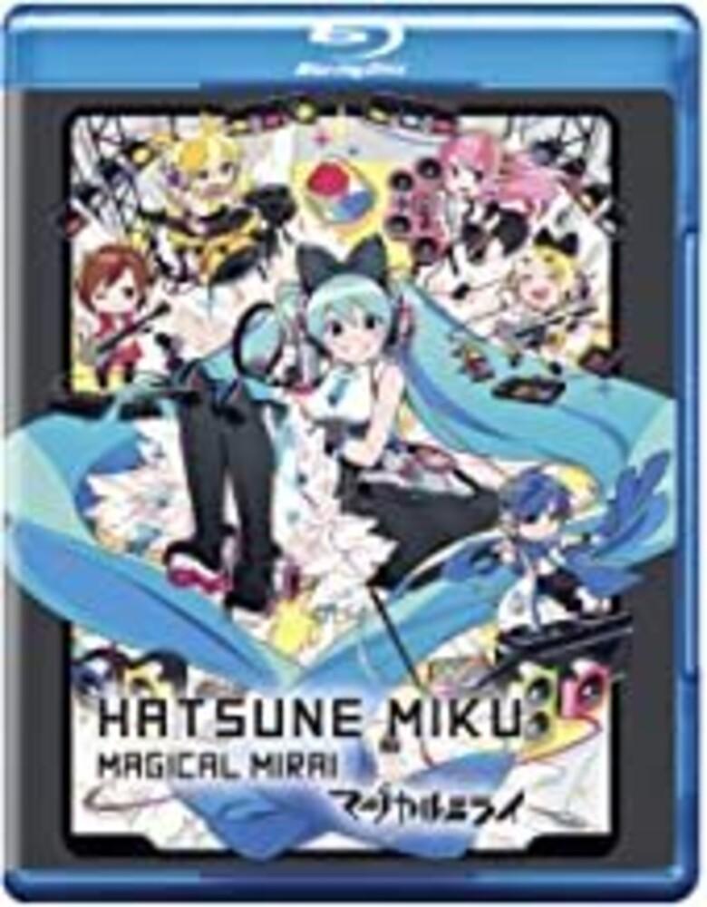 Hatsune Miku Magical Mirai - Hatsune Miku Magical Mirai / (Dub Ws)