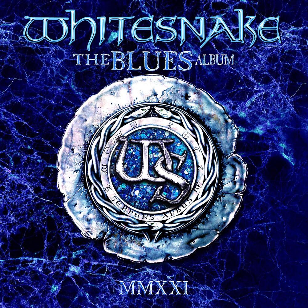 Whitesnake - Blues Album (2020 Remix) (Blue) [Colored Vinyl]