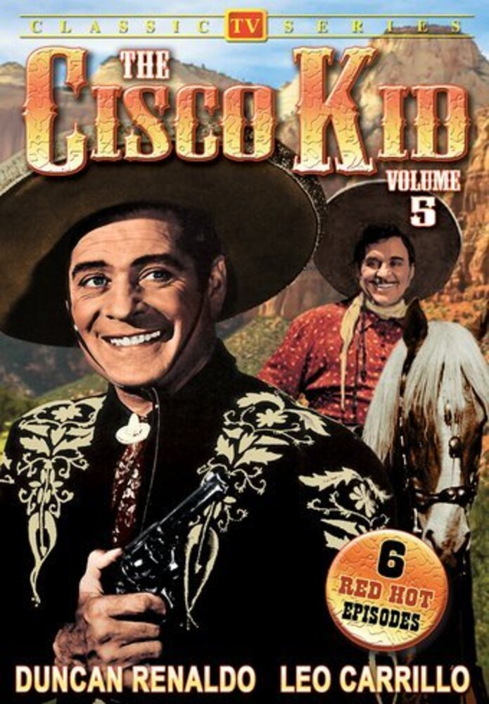 Cisco Kid Volume 5 - Cisco Kid Volume 5 / (Dvr)