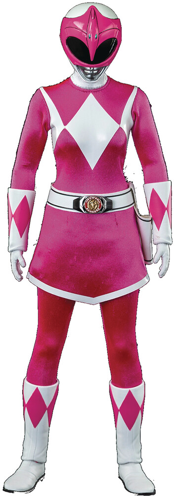 THREEZERO - THREEZERO - Mighty Morphin Power Rangers Pink Ranger 1/6 Scale ActionFigure (Net)